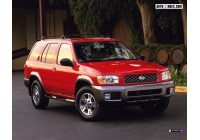 Nissan Pathfinder <br>R50(2000)