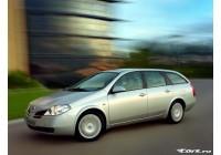 Nissan Primera <br>WP12