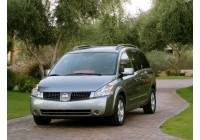 Nissan Quest <br>V42
