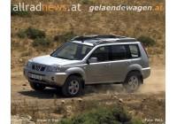 Nissan X-Trail <br>(EU)T30; ТА-ТЗО; TA-NT30; GH-PNT30(2003)