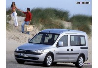 Opel Combo Tour <br>2001