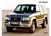 Opel Monterey <br>В