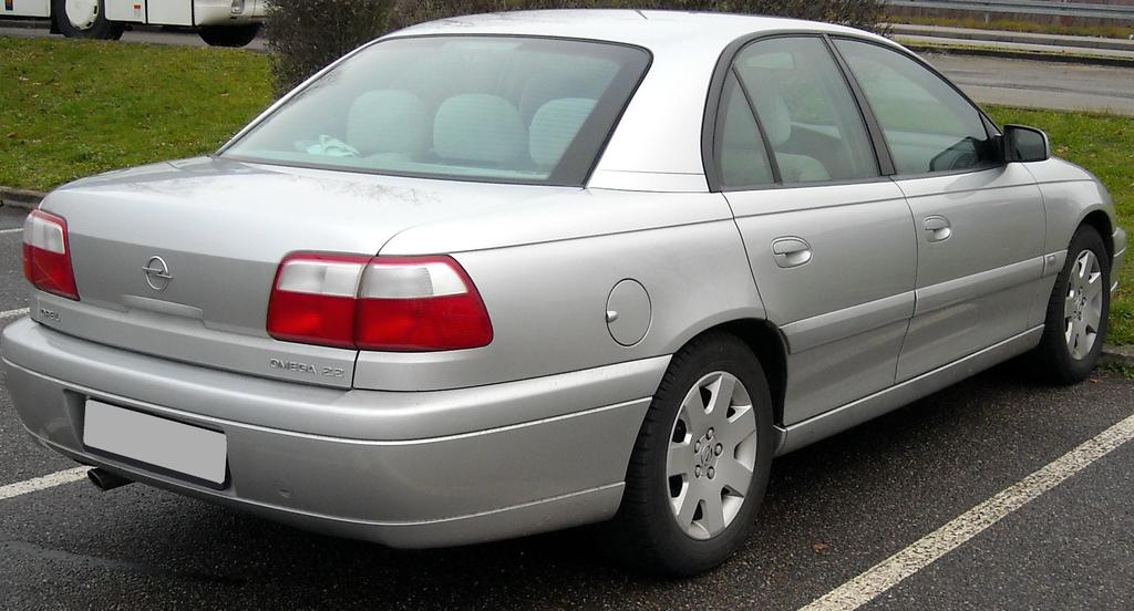 1993 Opel Omega b – pictures, information and specs - Auto ...