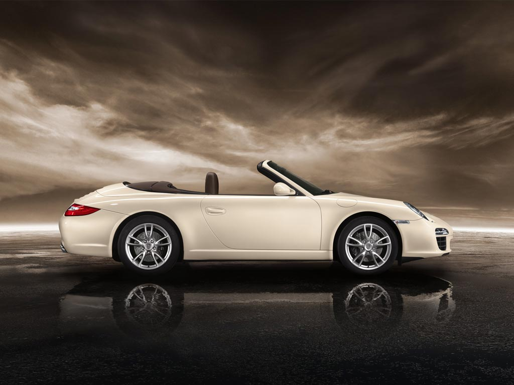 Porsche 911 Carrera Cabriolet 997 - specifications, description ...