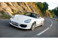 Porsche Boxster <br>Второе поколение