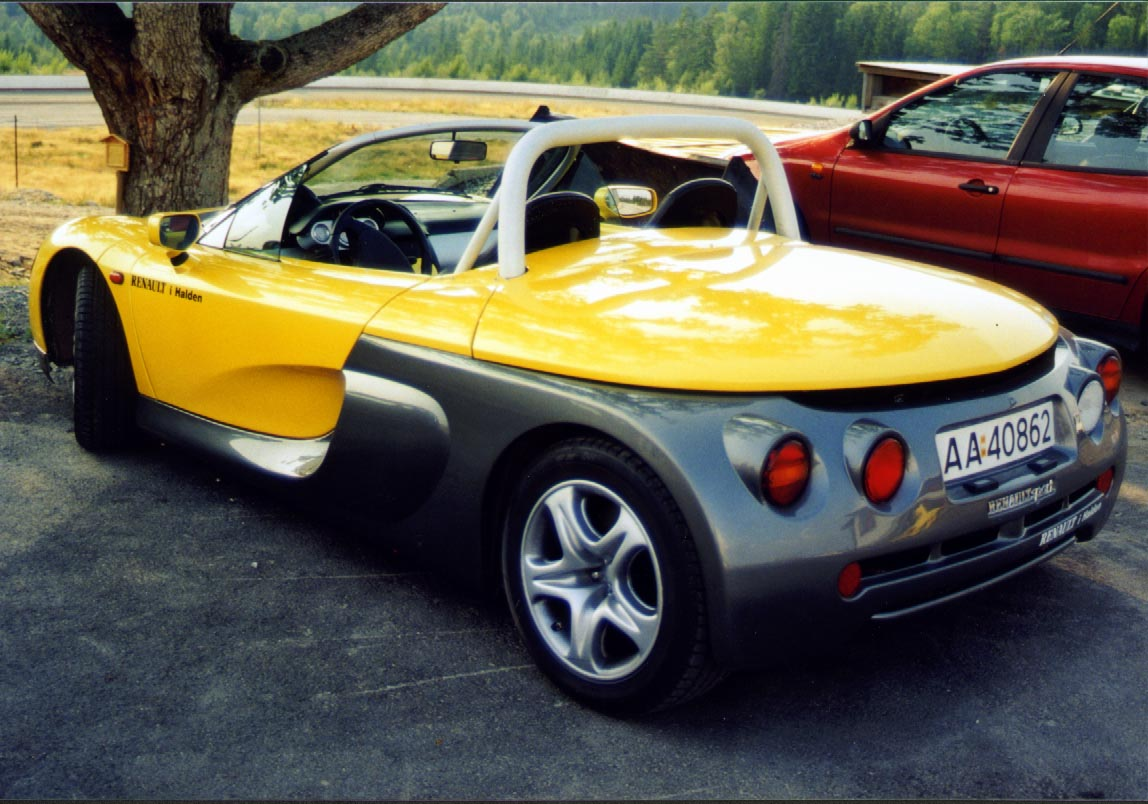 Renault Sport Spider EF0 - specifications, description, photos
