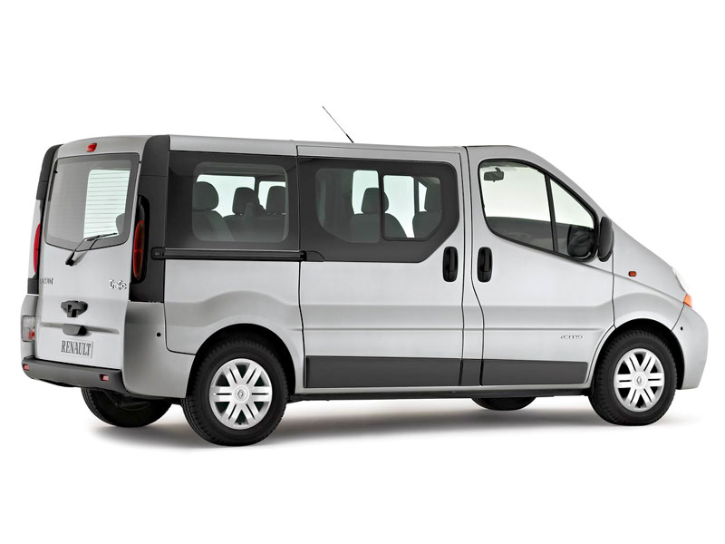 renault trafic combi l2h1 jl specifications description photos. Black Bedroom Furniture Sets. Home Design Ideas