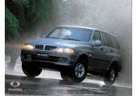 SsangYong Musso 602 D  <br>MJ
