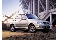 SsangYong Musso Sports 290S  <br>MJ(2002)