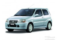 Suzuki Ignis <br>FH