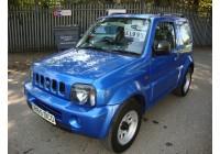 Suzuki Jimny <br>FJ