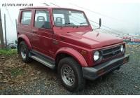 Suzuki Samurai <br>SJ(1990)
