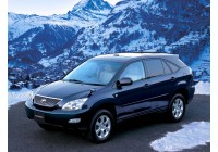 Toyota Harrier <br>2003