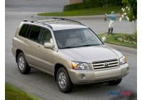Toyota Highlander <br>ACU20W; ACU25W; MCU20W; MCU25W