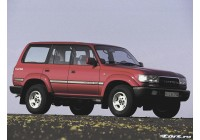Toyota Land Cruiser 80 <br>J8