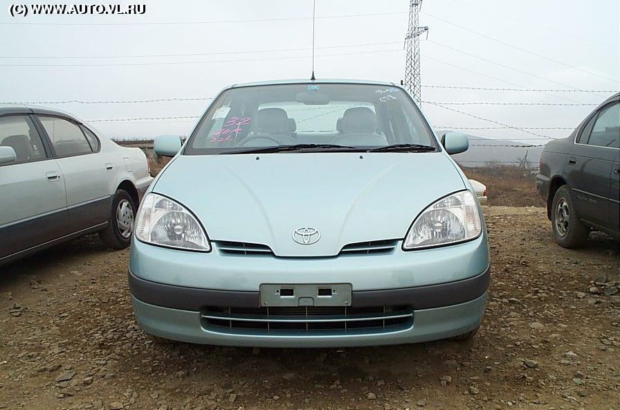 Toyota Prius (J)