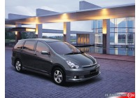 Toyota Wish <br>2003