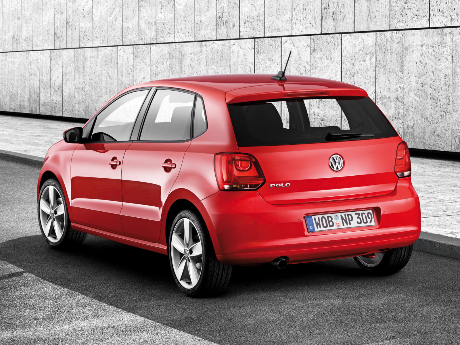 volkswagen polo v specifications description photos. Black Bedroom Furniture Sets. Home Design Ideas