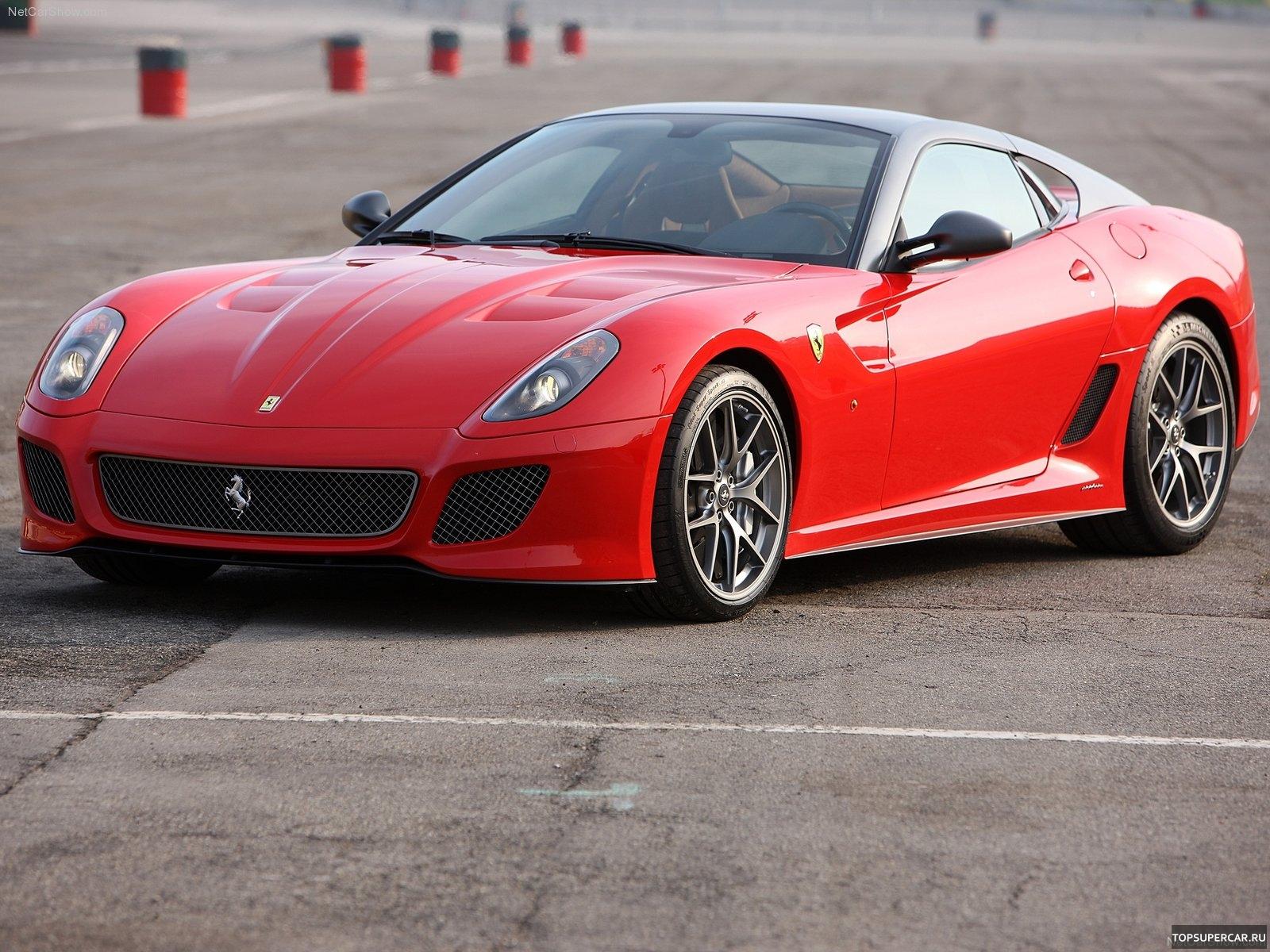 Ferrari 599 Gto Specifications Description Photos