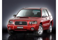 Subaru Forester <br>SG