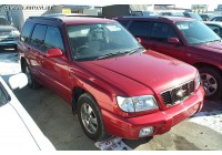 Subaru Forester <br>SF(2000)