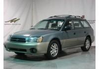 Subaru Outback <br>ВЕ;ВН