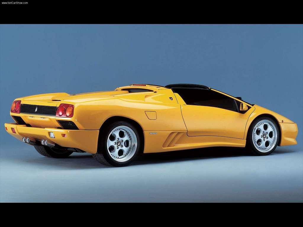 Lamborghini Diablo Vt Roadster 1990 Specifications