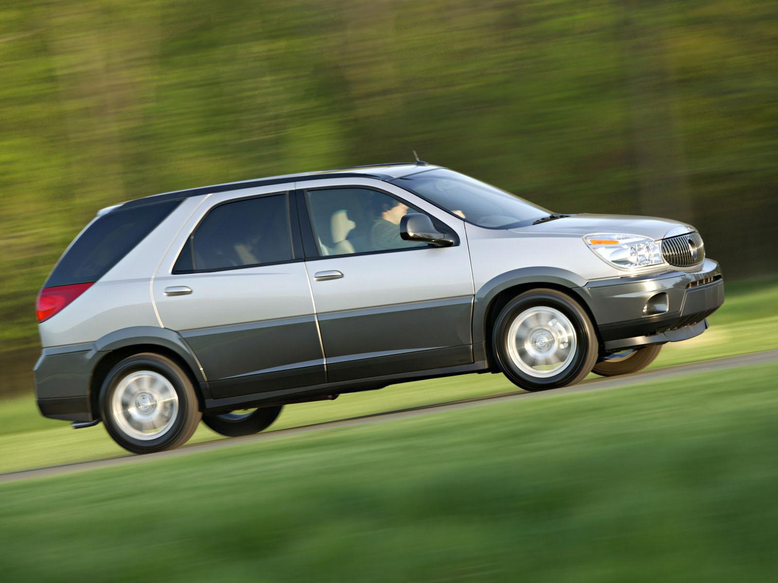 Buick Rendezvous 2000 - specifications, description, photos.