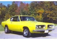 Plymouth Barracuda <br>Второе поколение