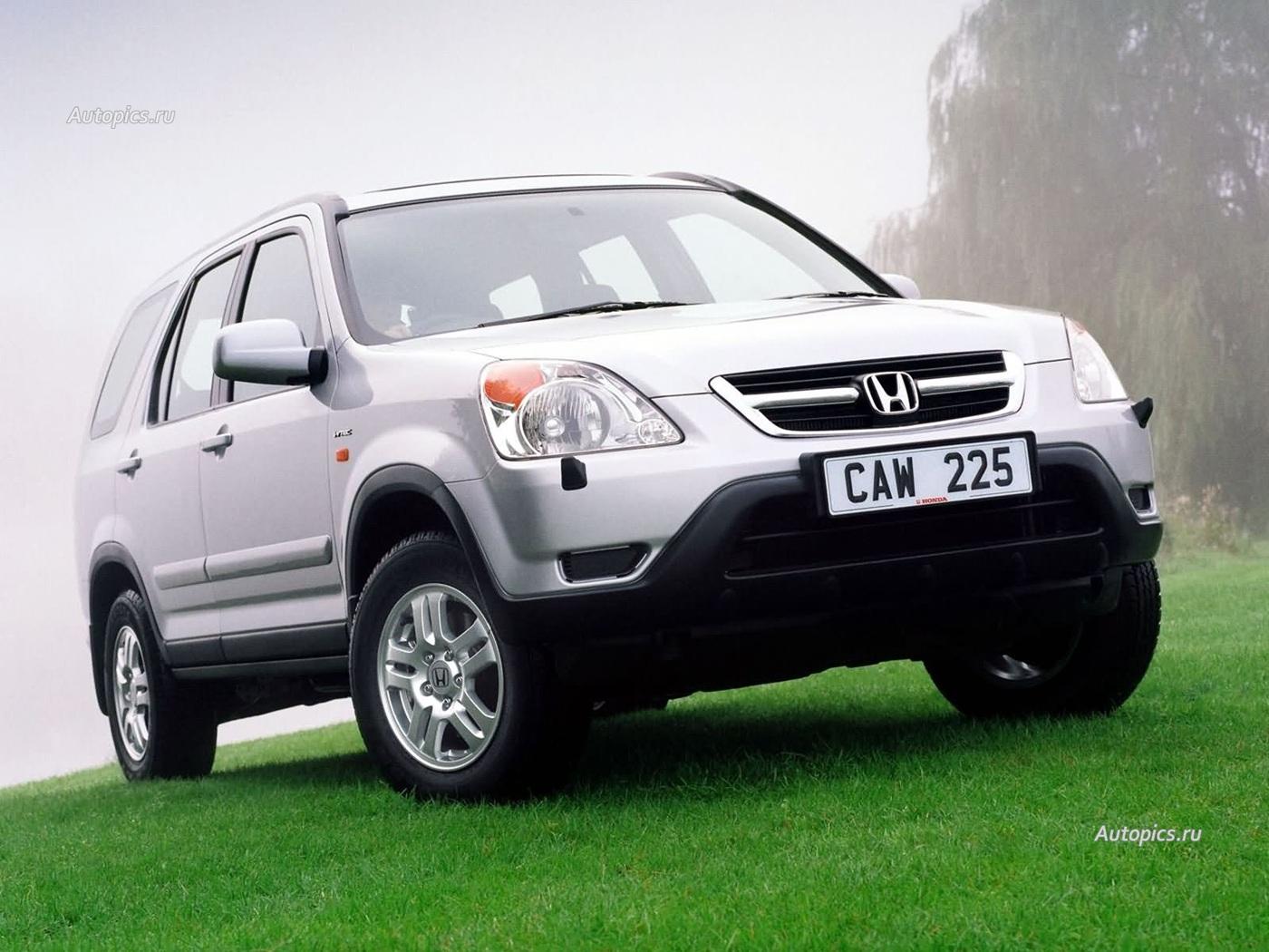 Honda what is the length of a honda crv : Honda CR-V RD4;RD5 - specifications, description, photos.