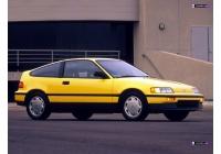 Honda CRX <br>EH;EG