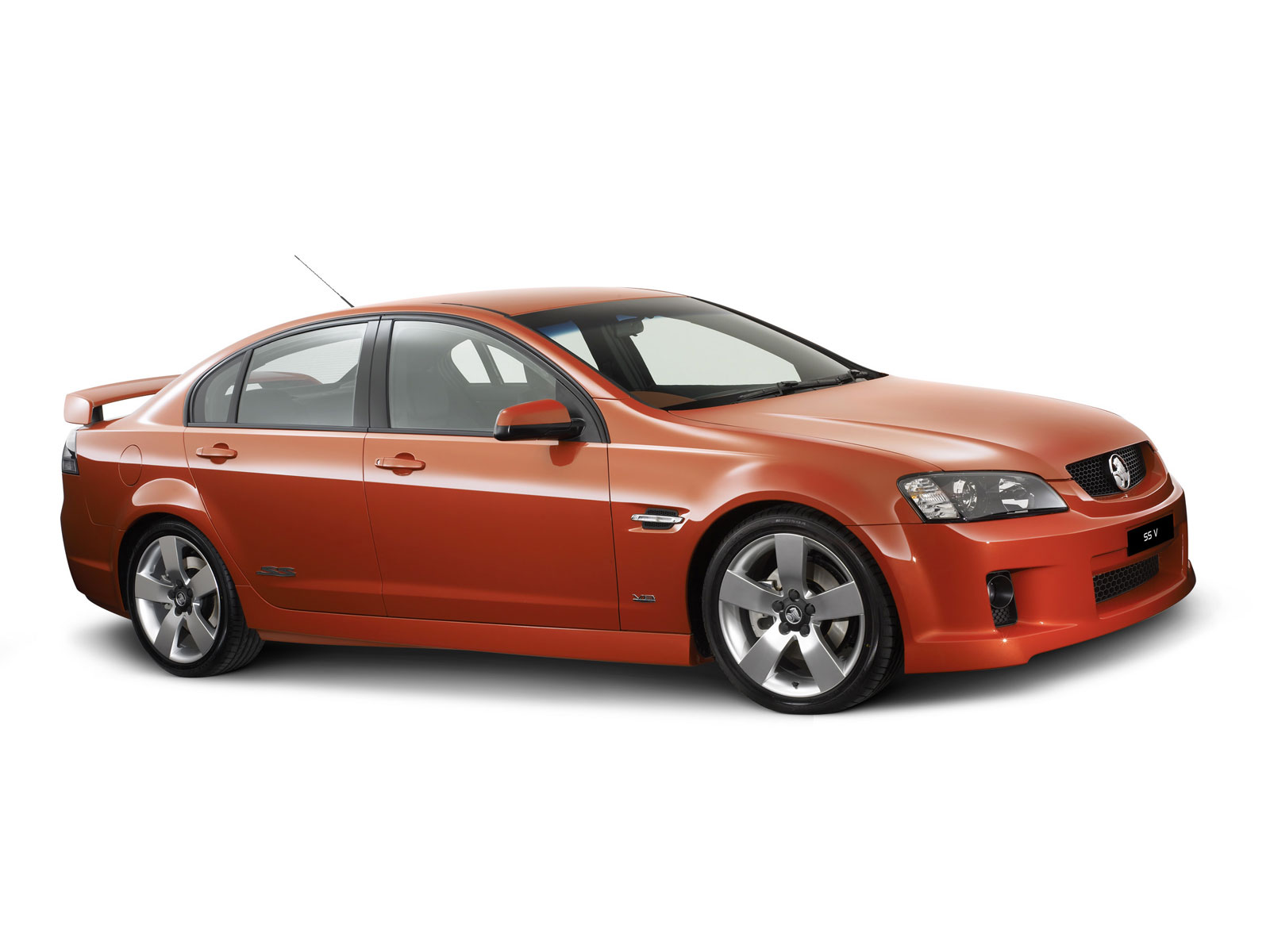 Holden Commodore SS - specifications, description, photos.