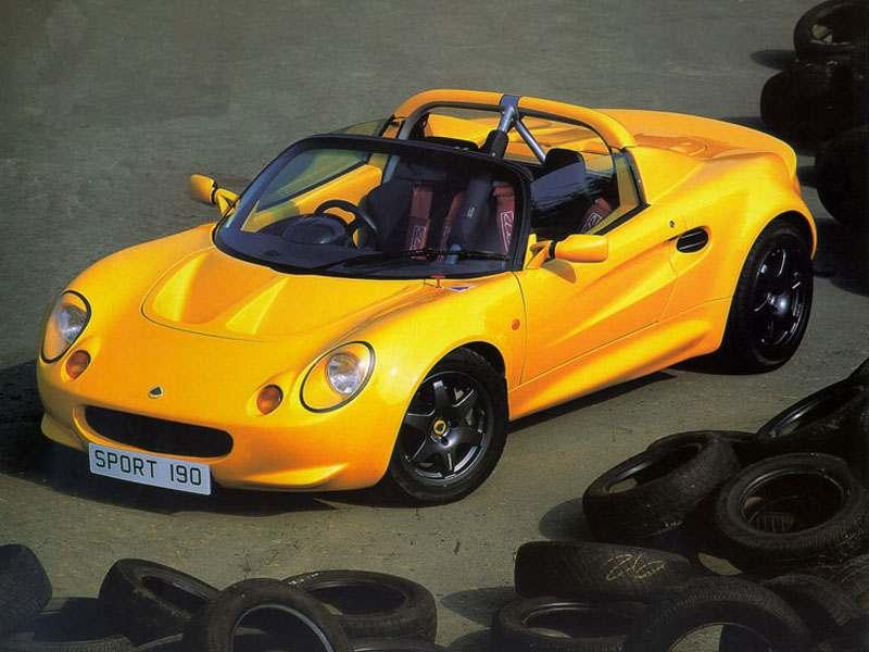 Lotus Elise Sport 7622491 - kiavenga.info